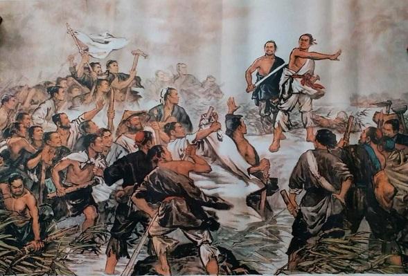 秦朝灭亡前,曾经的百万大军去哪儿了?此人带走50万建了个国家