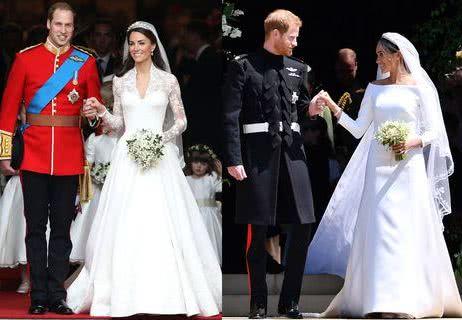 凯特威廉结婚8周年!始终保持高贵王室范,高贵气质梅根难以超越
