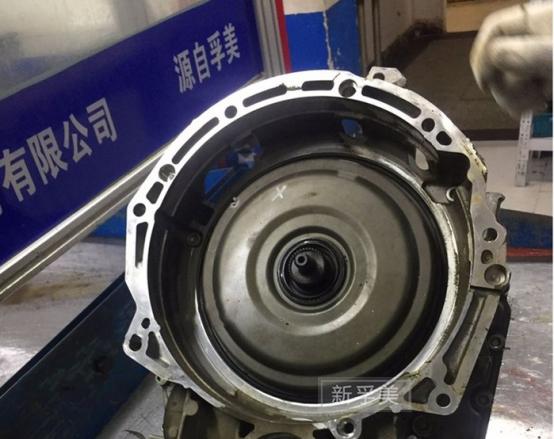 分享:斯柯达豪瑞自动变速器维修内幕