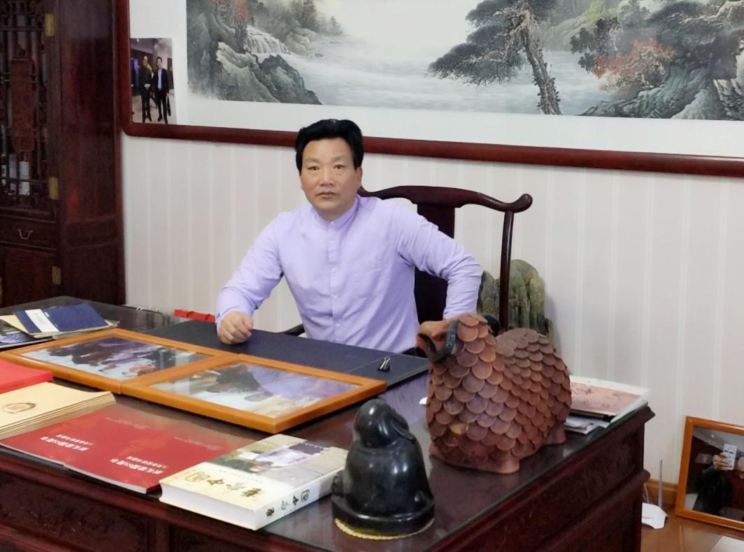 <b>《中国瓷 名家作》特邀艺术家代表——王光政</b>
