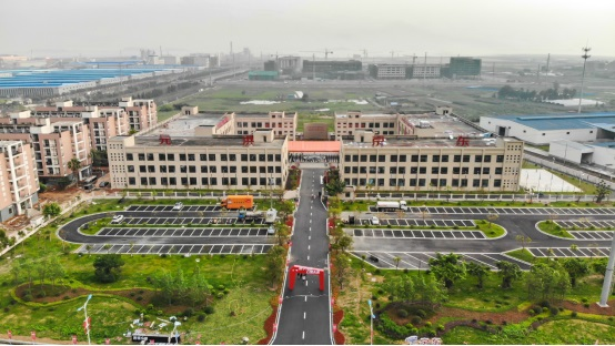 京东(元洪)食品数字经济产业中心开园