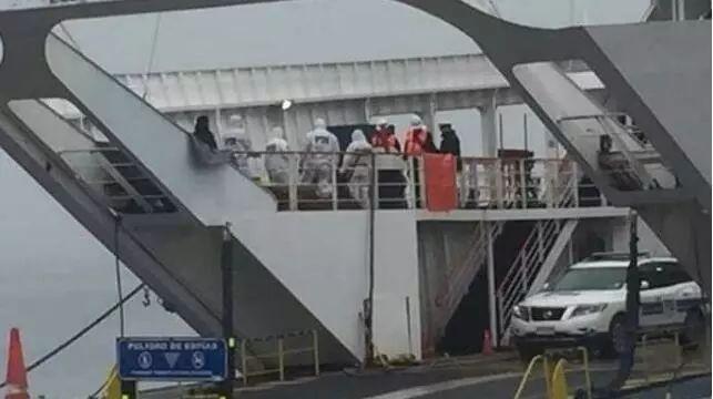 警惕!一渡船船员死于缆索操作事故...