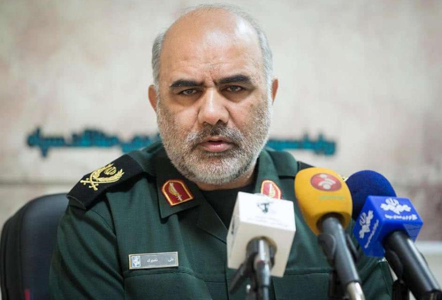 伊朗刚抓捕大批CIA人员,结果准将叛变,携带布防图等重要情报