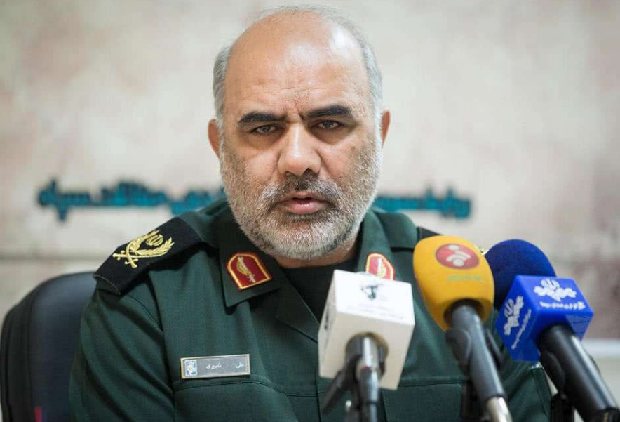 <b>伊朗刚抓捕大批CIA人员,结果准将叛变,携带布防图等重要情报</b>