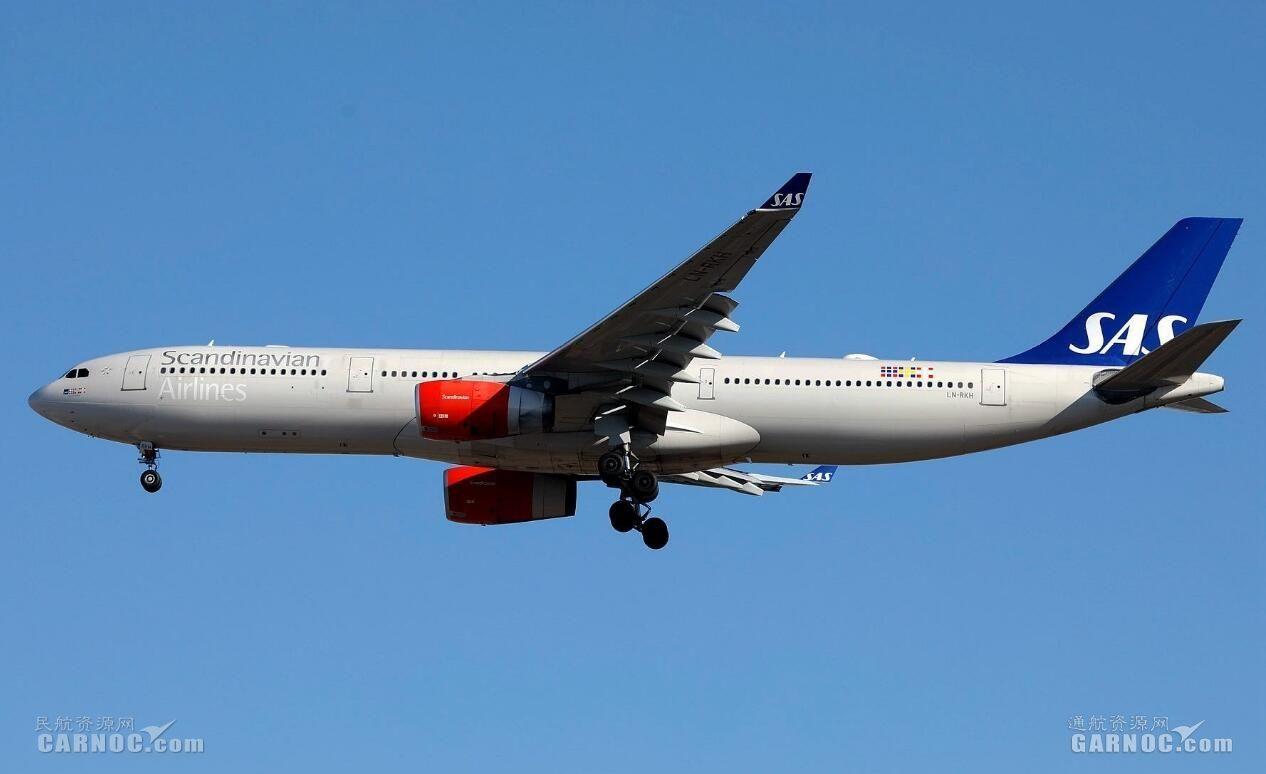 北欧飞行员罢工 预计逾70%航班取消 三国机场大量乘客滞留
