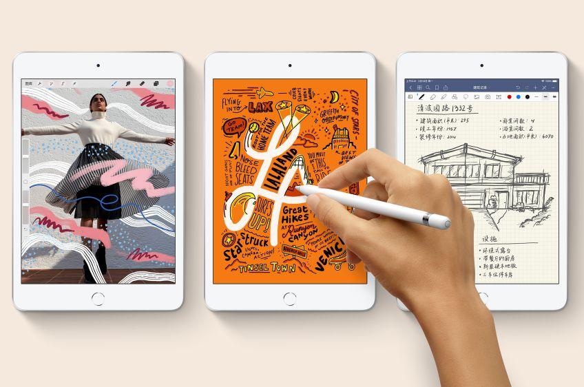 苹果上架全新iPad:A12仿生处理器 3896元起
