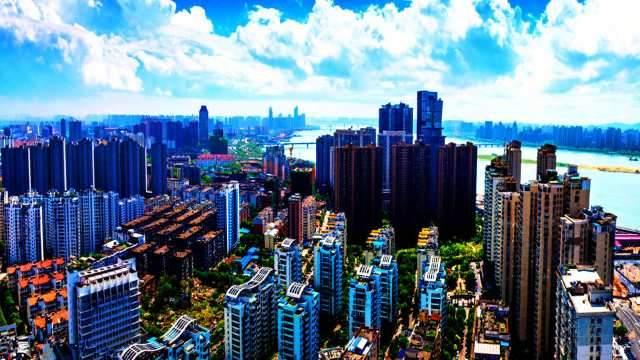江西最挤的城市,比上饶 宜春还挤,经济却比九江 赣州发达