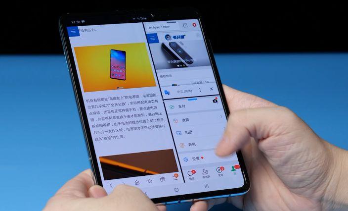 折叠屏手机冲刺,三星Galaxy Fold因何领跑手机行业?