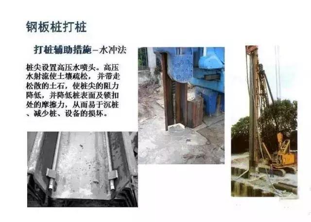 钢板桩施工工艺超详细图解插图(24)