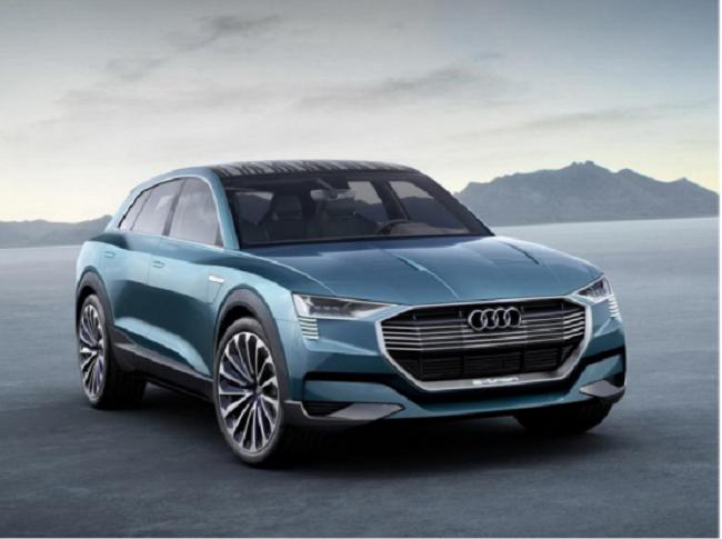 上海车展展示的热门新能源车型中 谁能与特斯拉一战呢?