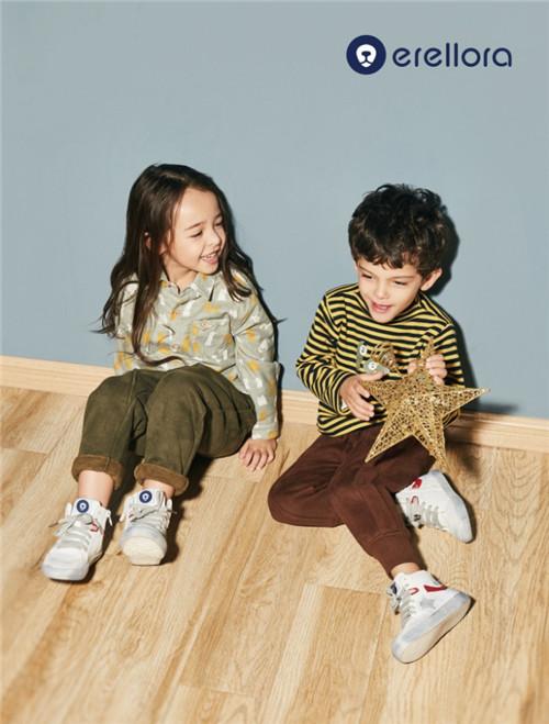 设计师儿童潮牌erellora爱洛拉,新一代潮妈的选择