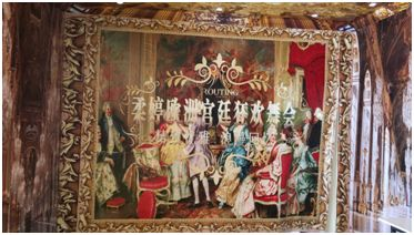 欧洲宫廷狂欢舞会——贵阳春天的盛宴