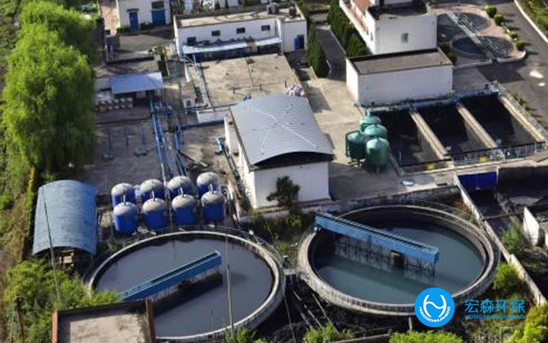 如何对新安装的中小型一体化废水处理设备进行调试?