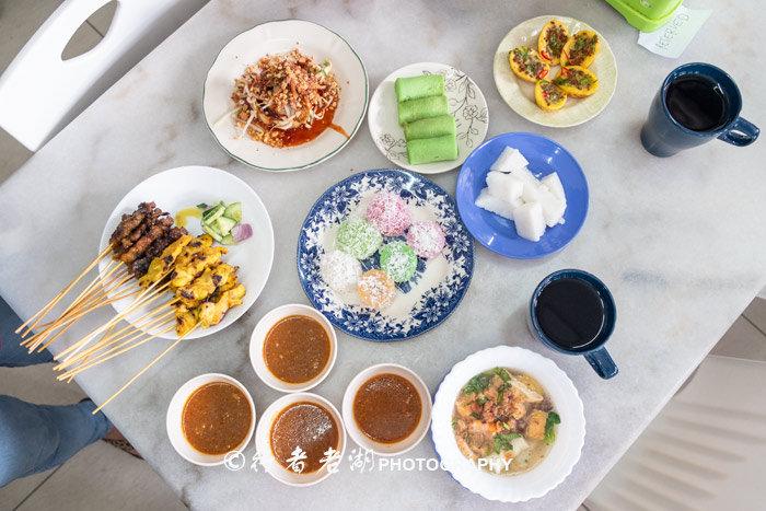 去马来西亚旅游,请带上这份食物清单,尝尝这些地道的马来美食图片