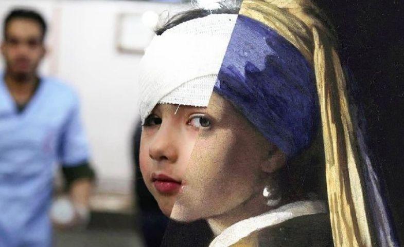 刺痛100万人的孩子照片:他们只想要活着长大……