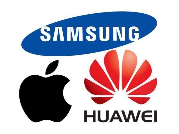 IDC:华为Q1手机出货量再超苹果,全球排名第二!你怎么看?