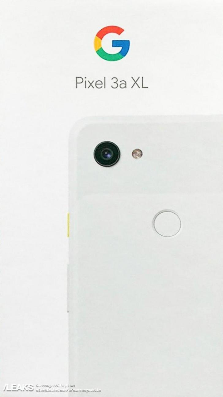 谷歌Pixel 3a局部再曝光:单摄稳了