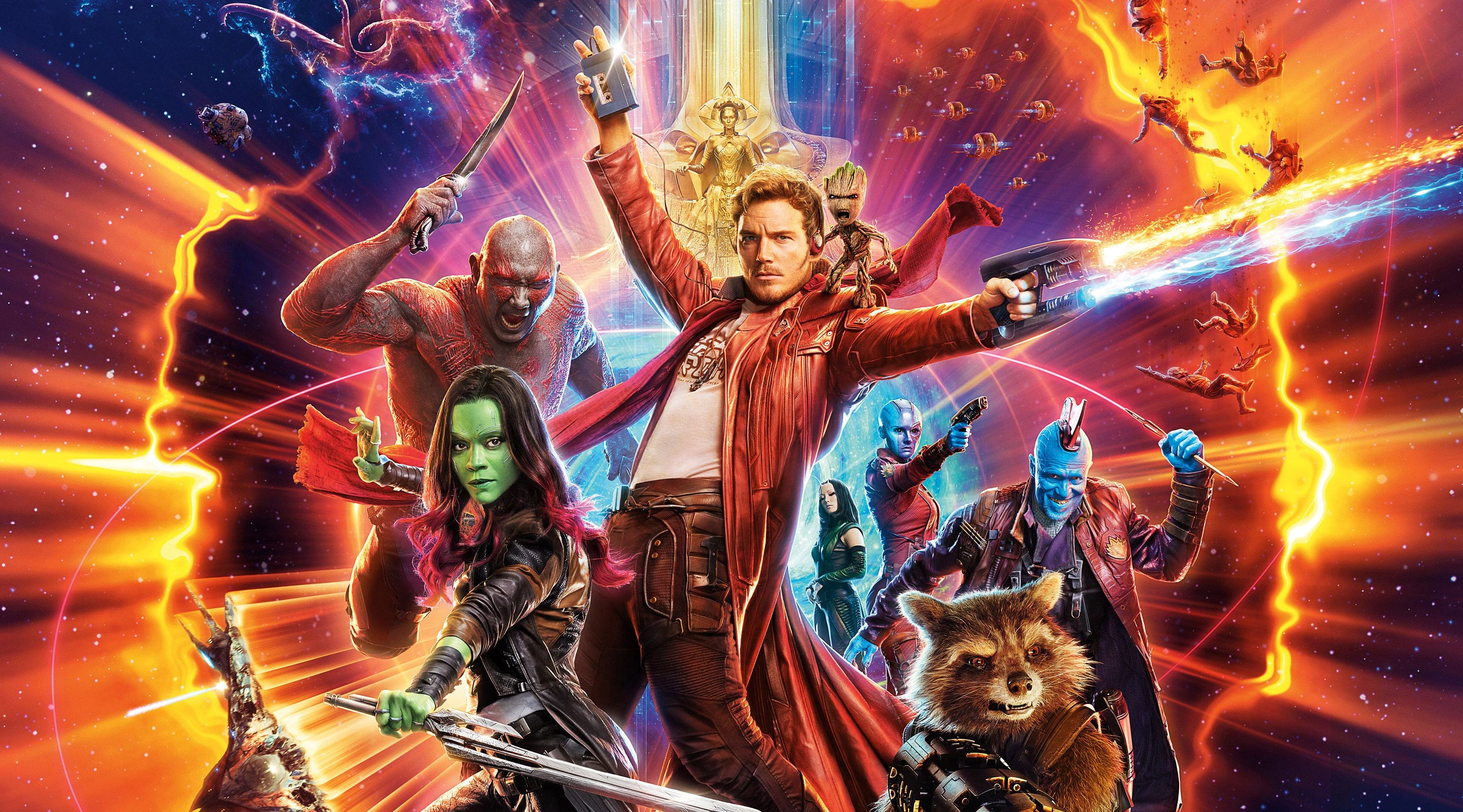 """《银河护卫队3》提前开拍啦!雷神和星爵将上演""""肥宅双雄""""?"""