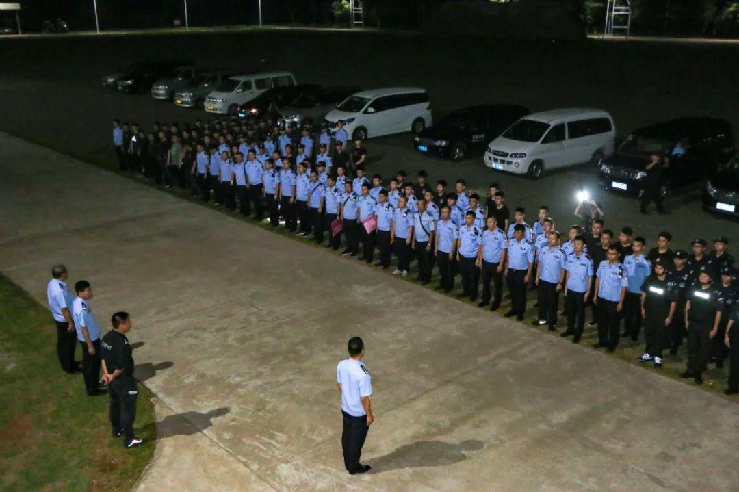 25个窝点、66名嫌犯!茂名出动500警力打击电信诈骗