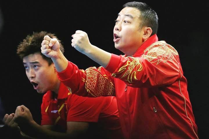 日本教练马场:伊藤曾超越中国,世乒又被拉开;其需苦练恐怖打法