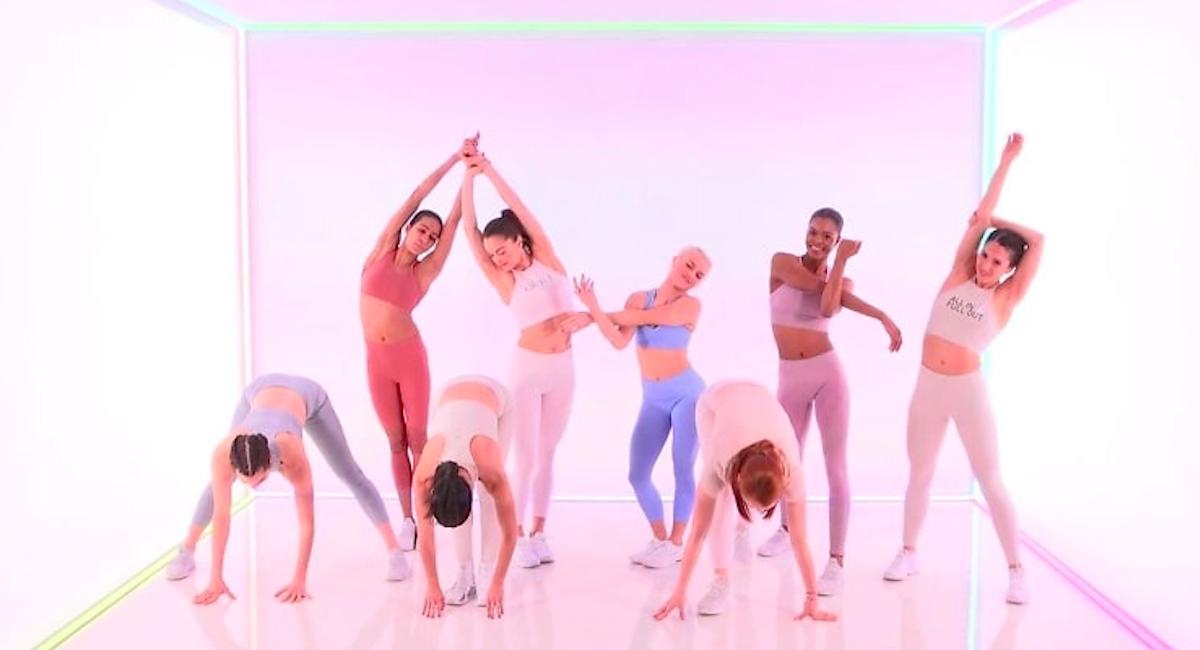 这个「霓虹色」健身平台,让健身成了一种生活方式