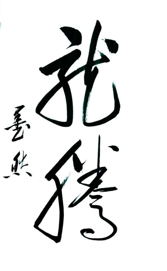 墨海游龙追慕启体_访著名书法家墨然先生