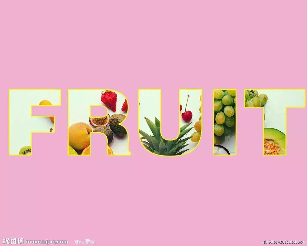 美娜美甲 | 水果甲 ,爱水果的妹子看过来!