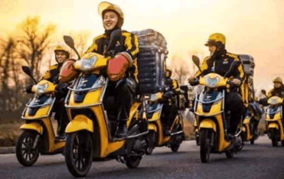 """上海新技术治理乱骑行,这是给外卖小哥""""保命""""还是""""催命""""?"""