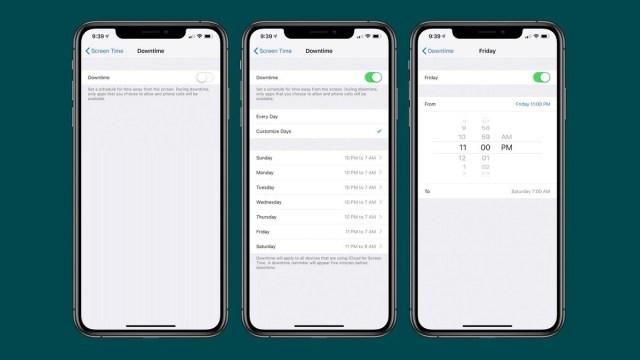 苹果表示由于隐私问题第三方屏幕时间应用程序将会被删除