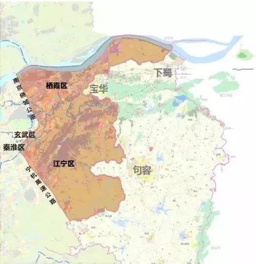 紫东地区规划图