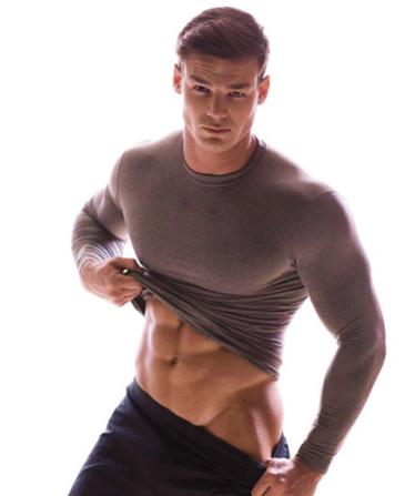 胸部塑形,6个动作,全方位刺激胸大肌,帮你结