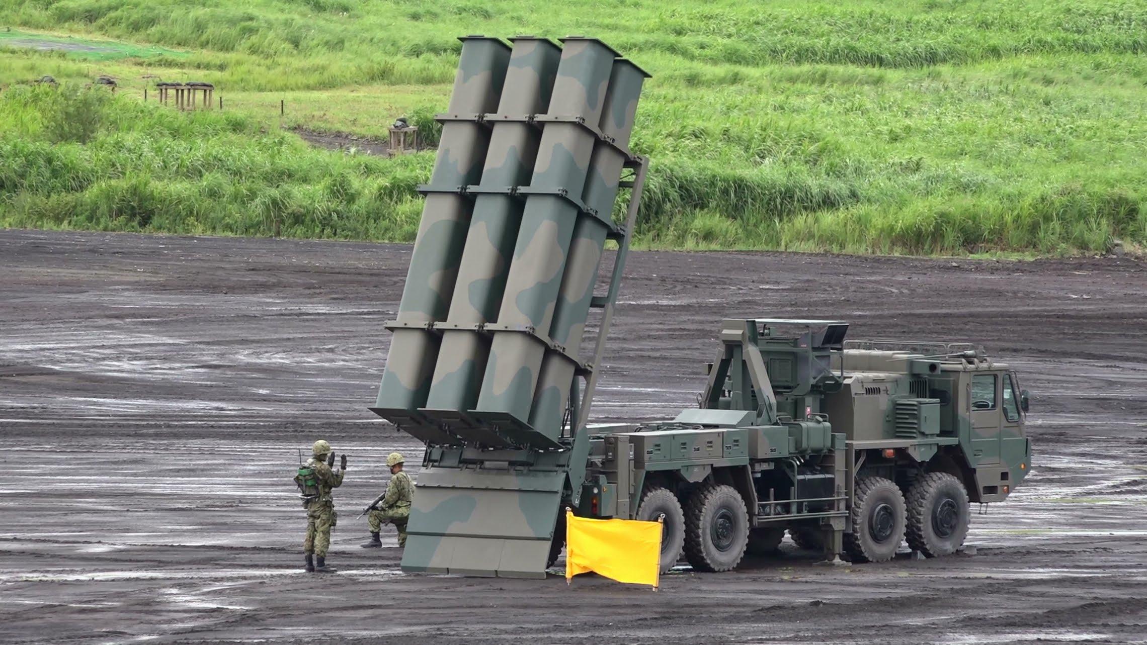 日本狼子野心又做痴梦,定计划用岸舰导弹阻挡中国海军出海