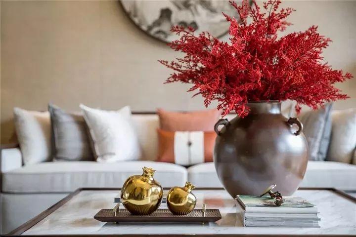 新中式雅宅,东方独有的空间美韵!