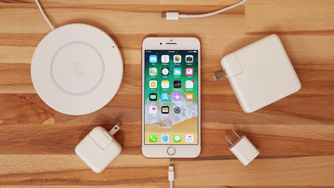 <b>新iPhone曝光 标配18W快充电头</b>