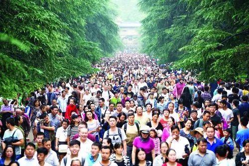 注意!贵州这些景区人太多,游玩需谨慎