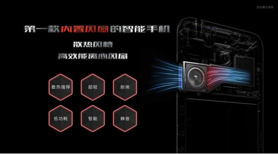 全身都是黑科技,红魔3带来电竞新体验明日零点开售不容错过