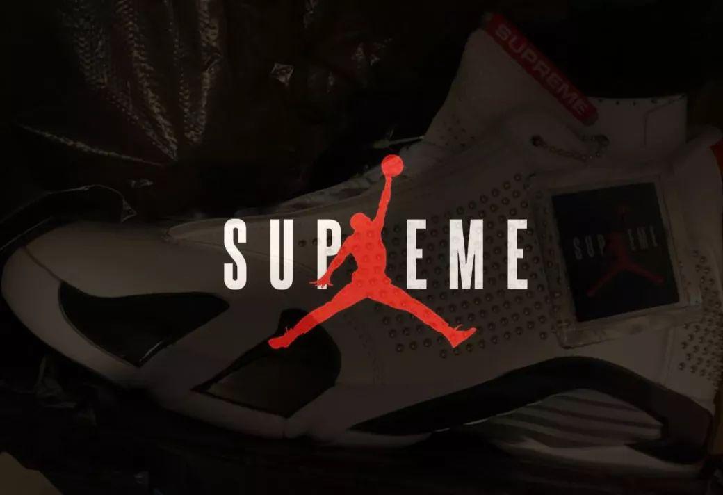 今年又一超级重磅!Supreme x Air Jordan 14 首次曝光!