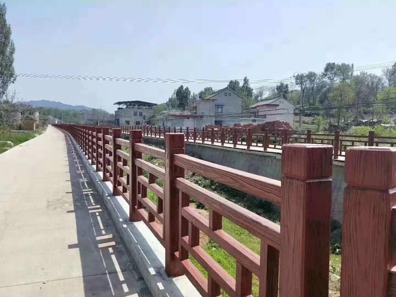 ...北桥梁仿木栏杆 仿树皮护栏 市政府仿木护栏价格 - 中国供应商