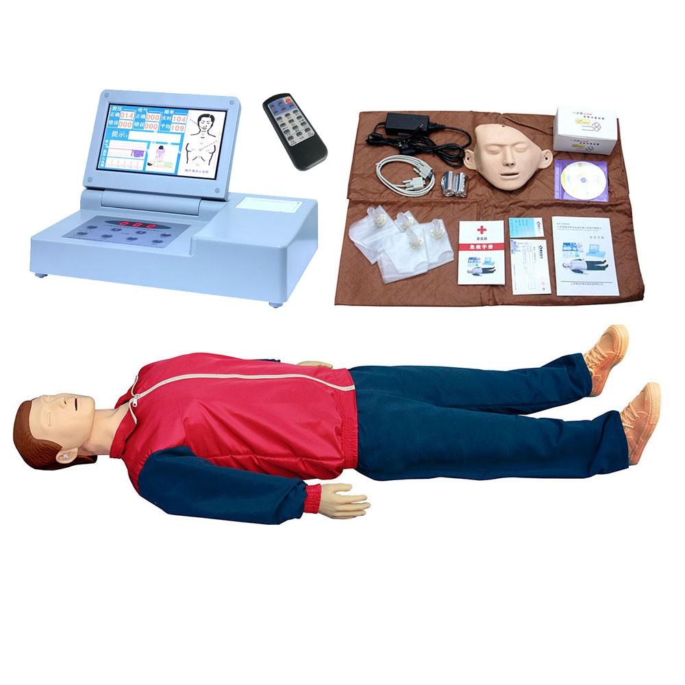 心肺复苏模型 心肺复苏模拟人使用指南