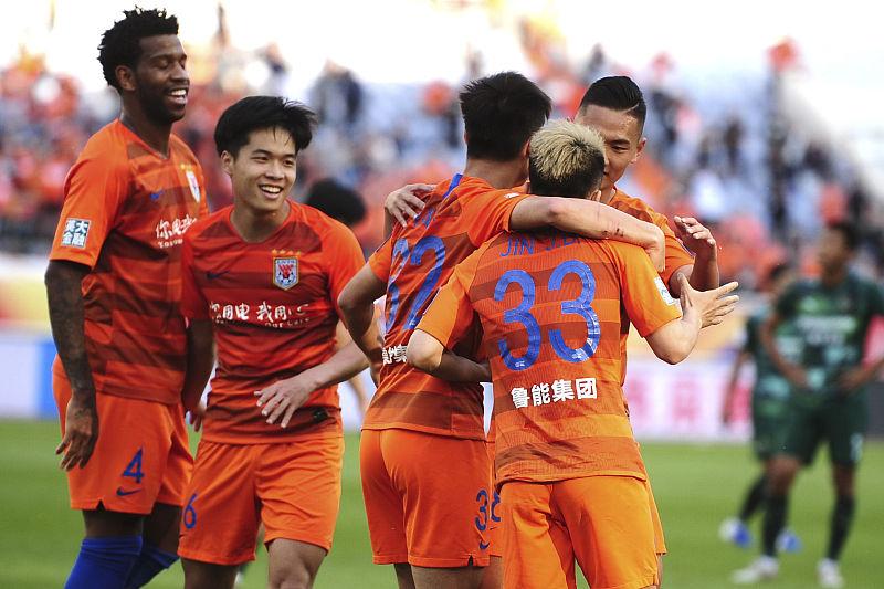 山东鲁能惊险逆转中甲球队浙江绿城让我们看清了几个现实!
