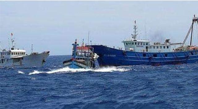 突发:南海两国激烈冲突,印尼5月4日将炸沉51艘被捕渔船,包括越