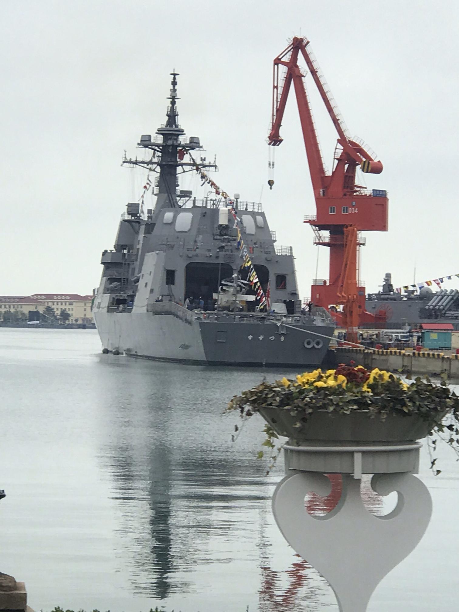 <b>近距离看看越南主力军舰的建造工艺和维护保养</b>