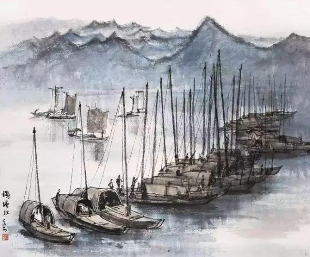 李可染:山水画创作中的意境和意匠问题