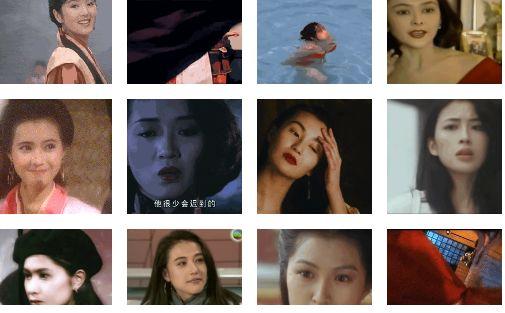 中国美人图鉴 每一张都美哭了!