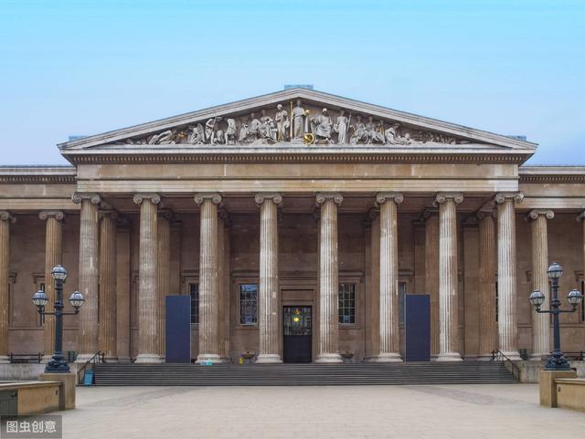 """大英博物館內的中國文物:拒絕歸還,稱並非所有的都是搶來的_藏品"""""""