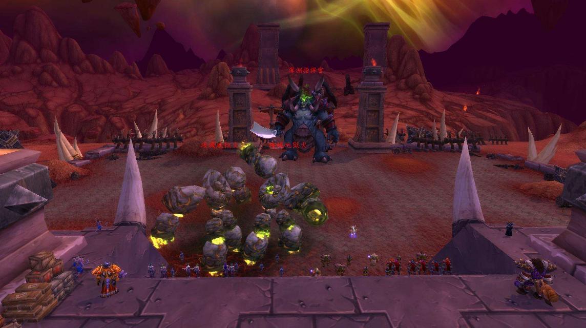 魔兽世界:它是恐惧魔王中的佼佼者,做下了一件惊天动地的大事