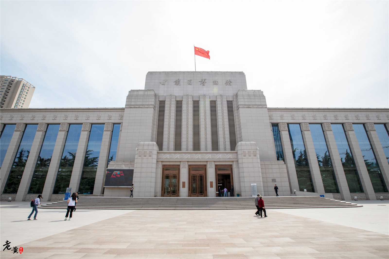 赏甘肃省博物馆,国家宝藏节目后这里变得更加耀眼,游客必打卡