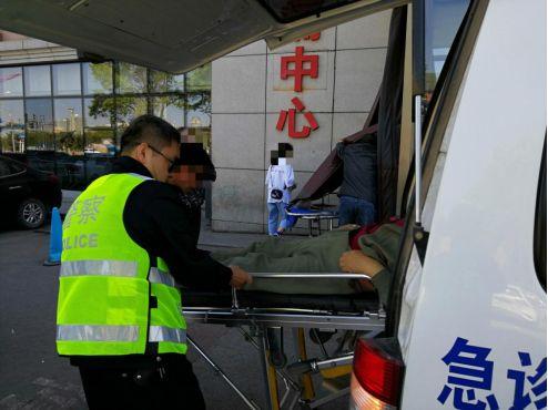 生死时速!长春高速交警护送危重病人,13分钟到医院!