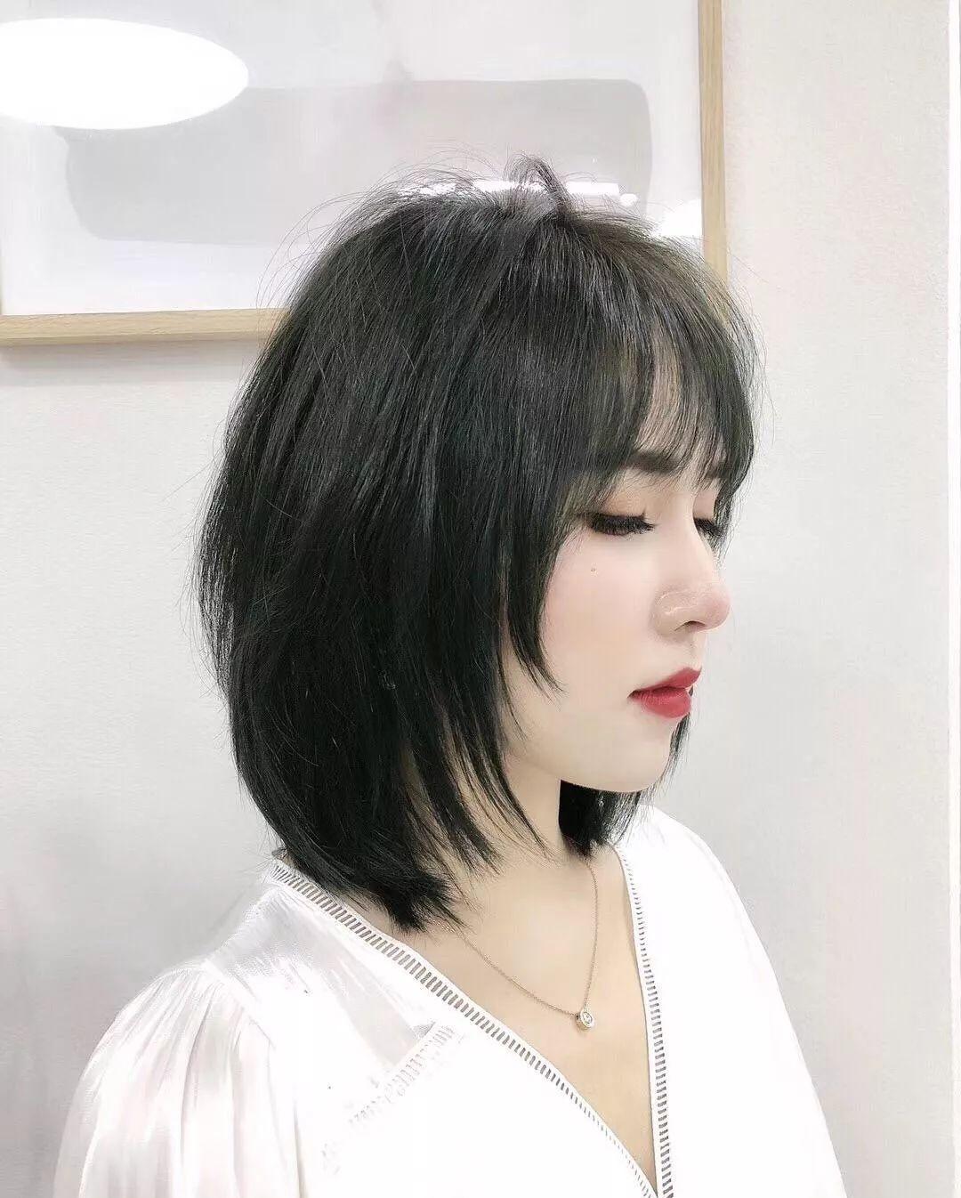 辛芷蕾短发发型图片图片