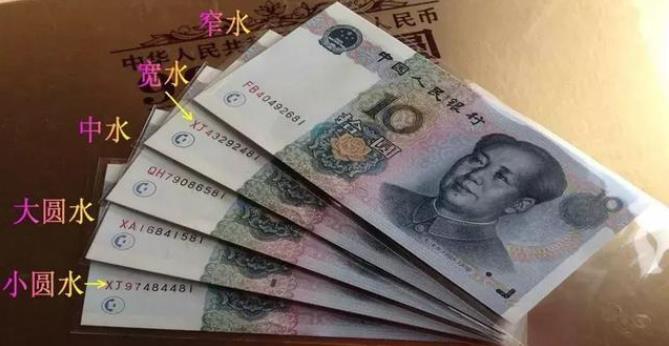 """10元纸币出现这些""""字母""""留好别花,涨了500倍"""
